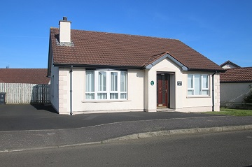 Melagh holiday cottage, Bushmills, Northern Ireland
